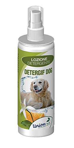 Union B.I.O. Solución Natura S.R.L. Cgdtd125 ml Detergif Dog Limpiador Spray sin aclarado 125 ml