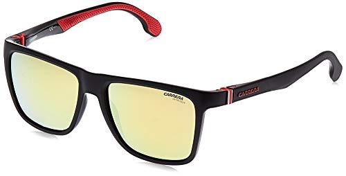 Carrera 5047/S Gafas de sol, Negro (Mtt Black), 56 Unisex Adulto