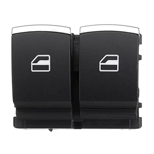Lianlili 4 Pines ABS Front Chriver Side Electric Power Switch para VW Caddy Touran Golf EOS 2007 2011 2012 2013 2014 2014