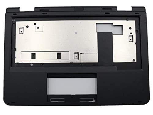 Teclado de repuesto para computadora portátil con bisel Compatible con Lenovo Compatible con ThinkPad Compatible con Yoga 11e 5th Gen (Type 20LN 20LM) 02DC097 460.0DA0D.0001 w / Pen Upper Case Cover N