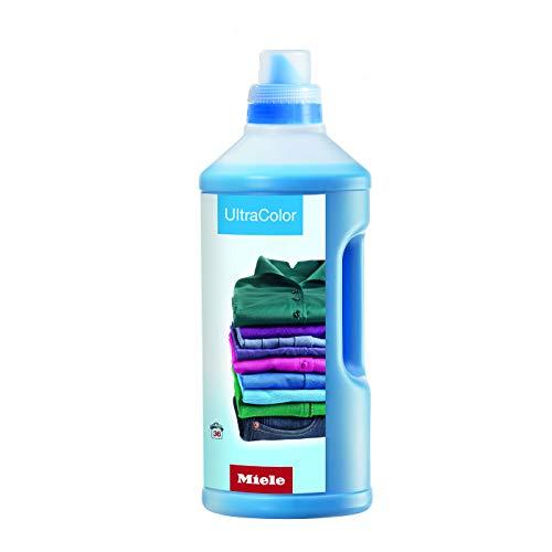 Miele Flüssigwaschmittel UltraColor/Waschmaschinenzubehör / 2 l/mit dem frischen Miele Aqua-Duft / 36 Waschladungen