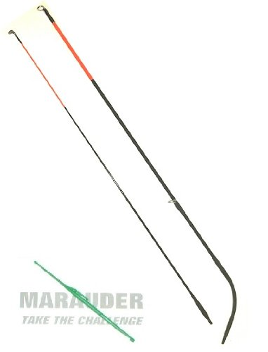 Screw In Swing Tip and Quiver Tip (for coarse fishing rods) with Marauder Disgorger