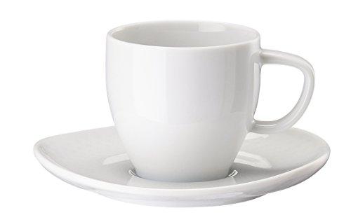 Rosenthal 10540-800001-14715 Junto Weiss Espressotasse 2tlg (1 Set)