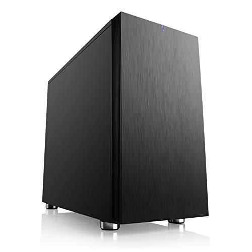 CSL Sprint X5918 (Ryzen 7) Multimedia PC inkl. Windows 10 - AMD Ryzen 7 PRO 4750G 8X 3600 MHz, 16GB DDR4-RAM, 1000 GB M.2 SSD, ASUS Mainboard, AMD Radeon Grafik, GigLAN, USB 3.1, HD Audio, Windows 10