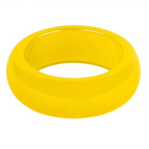 Swatch bijoux Damen-Armreif Rebel Gelb/ Yellow Gr. S JBJ016-S