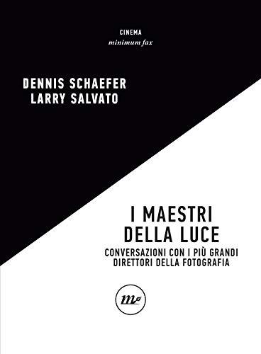 I maestri della luce: Conversazioni con i più grandi direttori della fotografia (Minimum Fax cinema)