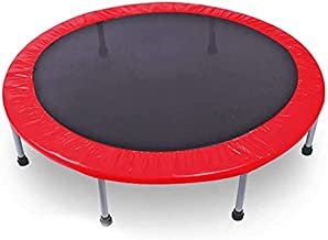 Sport Trampoline, stijlvolle en eenvoudige 48-inch mini-trampoline, zware draagbare mini-sporttrampoline voor kinderen en ...