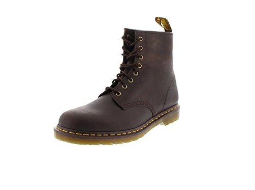 Dr. Martens 1460Z DMC CH-GO, Unisex-Erwachsene Combat Boots, Braun (Gaucho), 44 EU (9.5 UK)