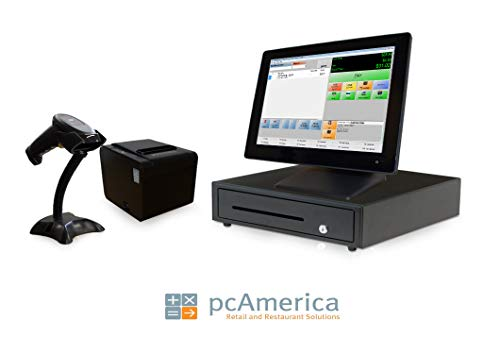 Retail Point of Sale System - Includes Touchscreen PC, POS Software (CRE...
