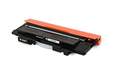 Greenpoint Toner Kompatibel für Samsung Xpress CLT-K404S/ELS C430W C480W FW FN Farblaserdrucker CLT-P404C/ELS - Schwarz