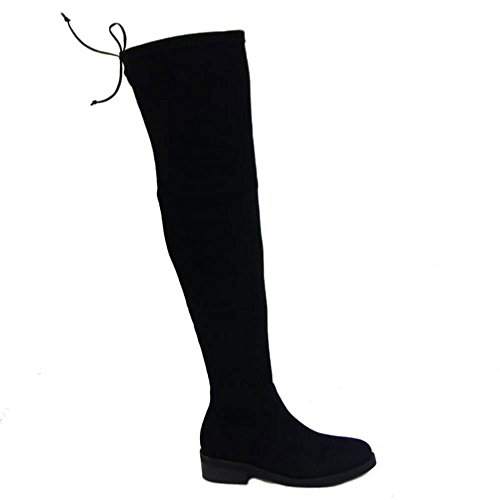 Zapatos Mujer Botas Botines Lola Cruz 350b30kw-i16 Negro 36