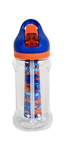 COOL GEAR B 14 oz. Paloma Bottle Camo with Freezer Stick
