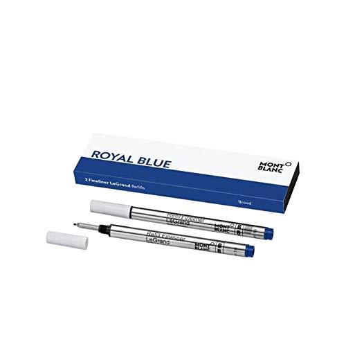 REFILL FL LEGRAND B 2x1 ROYAL BLUE PF marca Montblanc