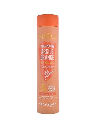 Argiletz Coeur d'Argile Shampooing Argile Orange 200 ml