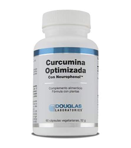Cúrcuma optimizada con Neurofenol - Laboratorios Douglas