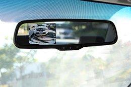 Echomaster VM-35R Rear Camera Display Mirror with 3.5' LCD Monitor