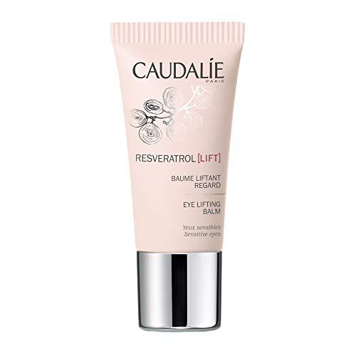 Caudalie Resveratrol Hautpflege für die Augenlider, wirkt gegen Falten, Balsam, 15 ml