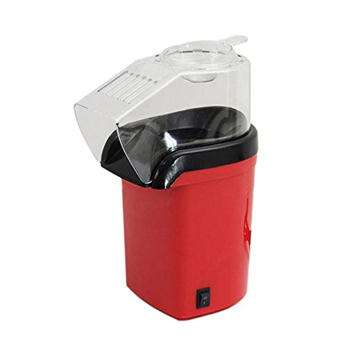 1200W Elektrischer Mais-Popcorn-Hersteller Haushalt Automatische Mini-Luft-Popcorn-Maschine DIY Corn Popper Kinder Geschenk 110V 220V   Popcorn-Hersteller    