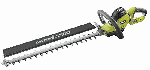 Ryobi RHT6160RS Hedge Trimmer, 600 W, Hyper Green