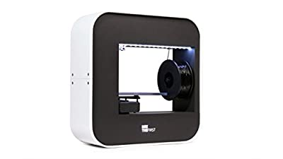 BEEVERYCREATIVE BVC-AAA000010 3D Printer, Black and White