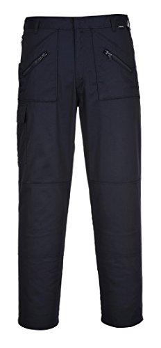 Portwest Navy S887 werkbroek met kniezakken, beenlengte 31 (standaardlengte) marineblauw