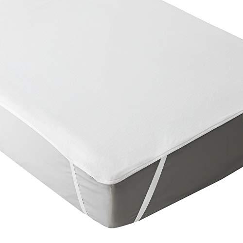 Bedsure Matratzenschoner 70x140 cm für Baby und Kinder - wasserdichte Matratzenauflage Babybett und Kinderbett mit Super Weiche Fleece