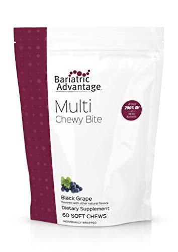 Bariatric Advantage - Multi Chewy Bite, Soft Chew...