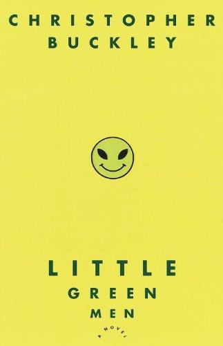 Little Green Men: A Novel