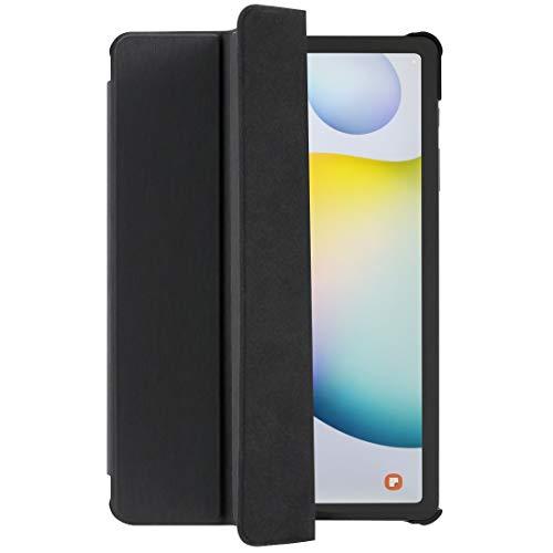 Preisvergleich Produktbild Hama Bookcase Tablet Tasche,  modellspezifisch Samsung Galaxy Tab S6 Schwarz