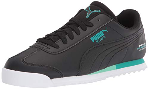 PUMA Mercedes Roma Zapatillas, Negro, 10.5 US
