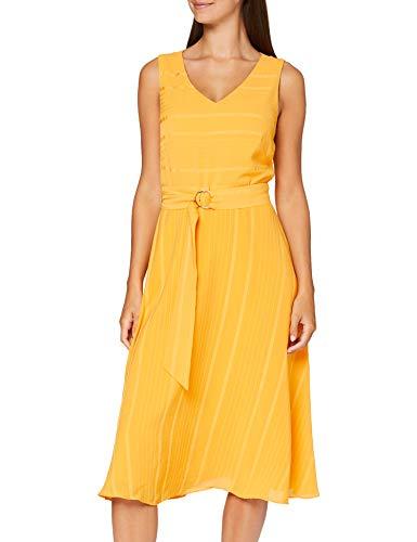 Comma Womens 8t.006.82.5309 summer-dress Dress, 1428, 46