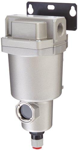 SMC AMG350C-N04BC Water Separator, N.C. Auto Drain, 1,500 L/min, 1/2