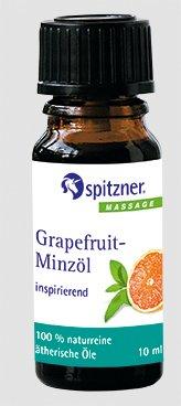 Pamplemousse de menthe – Huile essentielle de Spitzner, 10 ml