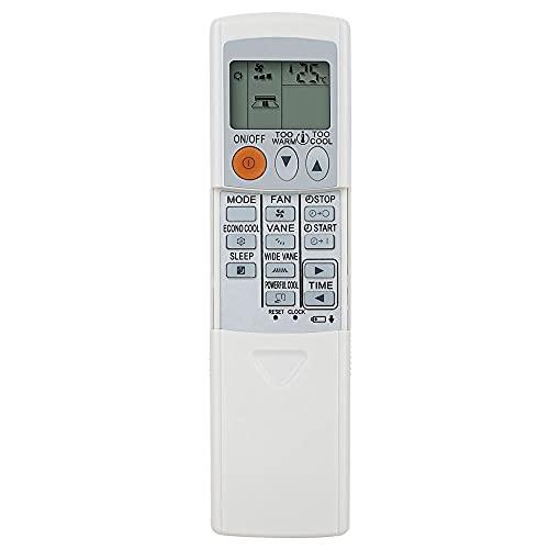 HYJ-R/C, Telecomando Adatto per Mitsubishi KM08D MSZ-GA25VA-A1 MSZ-GA35VA-A1 KD06E MS-A09WA MS-A09WA-1 MS-A12WA MS-A12WA-1 Condizionatore