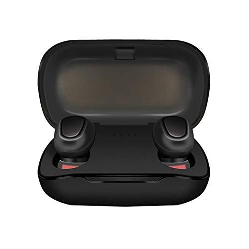 Auricolari in-Ear Impermeabili Stereo Bluetooth con Custodia di Ricarica