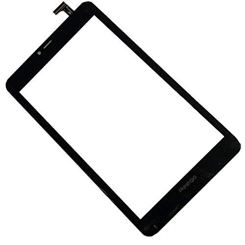 Pantalla táctil Ajuste para Prestigio Grace 5588 4G PMT5588_4G PMT5588 Tableta de 8 Pulgadas Pantalla táctil Digitalizador de Pantalla de Vidrio (Solo Pantalla táctil)