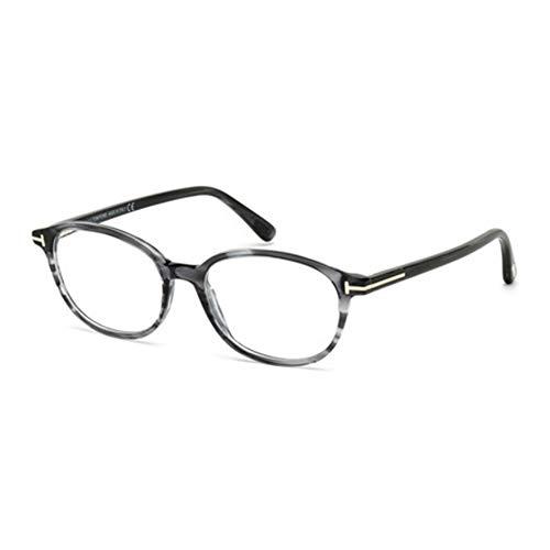 Tom Ford FT5391 Monturas de gafas, Gris (Grigio), 50.0 Unisex Adulto