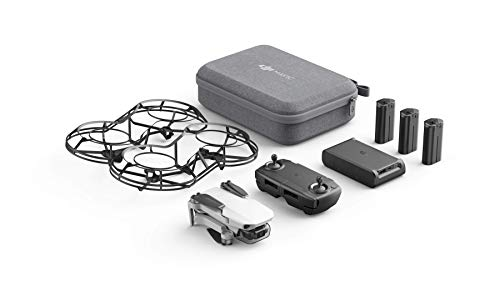 DJI Mavic Mini Drone Combo with 2.7K Camera and 3-Axis Gimbal, 30 min Flight Time