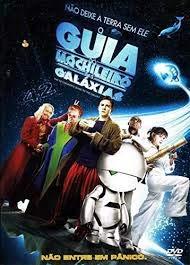 DVD O Guia do Mochileiro das Galáxias - Não Deixe a Terra Sem Ele