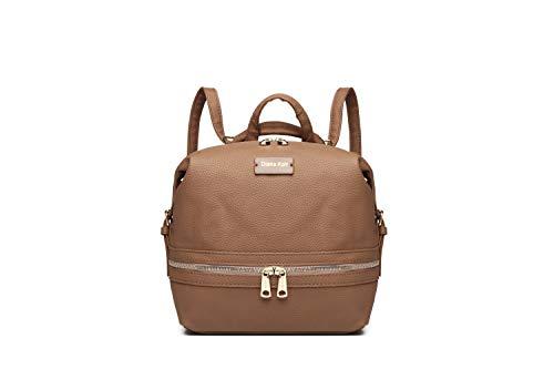 Diana Korr Women's Messenger Bag (Brown)