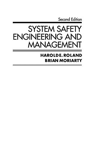 Download System Safety Engineering and Management 0471618160