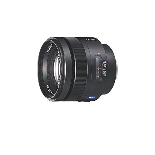 Sony SAL-85F14Z Obiettivo a Focale Fissa 85 mm F1.4, Serie Zeiss,...