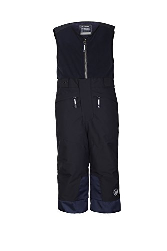 Killtec Kinder Troppy Mini Ski Wärmende Latzhose, dunkelnavy, 110/116