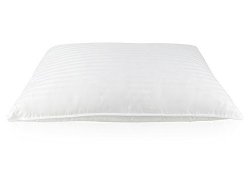 Down and Feather Blend Sleeping Pillow - 50% White Goose...