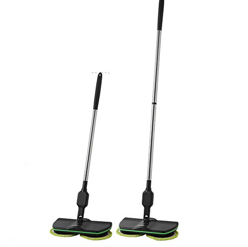Lowest Prices! unbrand Wireless Electric Rotary Mop Cleaning Waxing Multi-Function Electric Sweeper