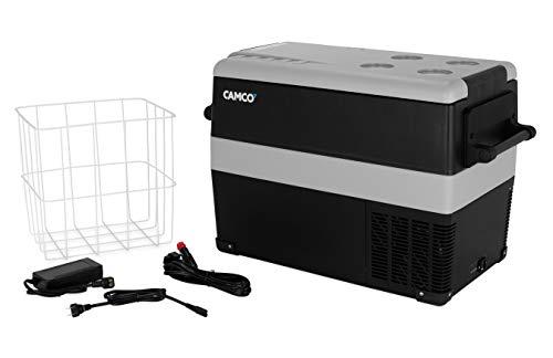 Camco 51516 CAM-450 Portable Refrigerator, AC...