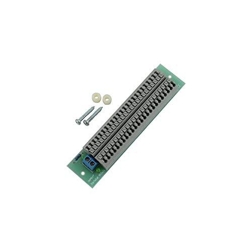 W2x24 Stromverteiler Verteiler Platine 8A belastbar Modellbau Gleich- und Wechselstrom