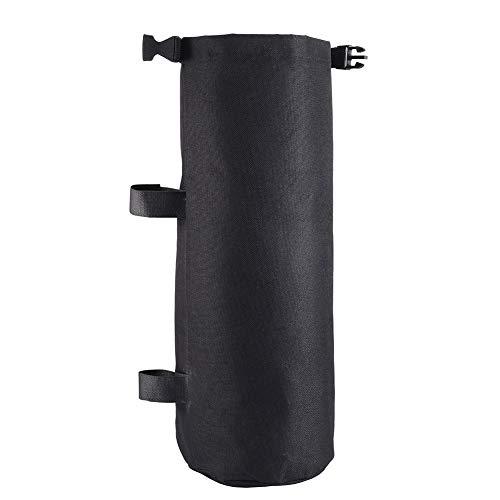 Cicony - Pesas de anclaje de saco de arena para patas de Gazebo para tienda, copas, estaca de mercado y parasol.