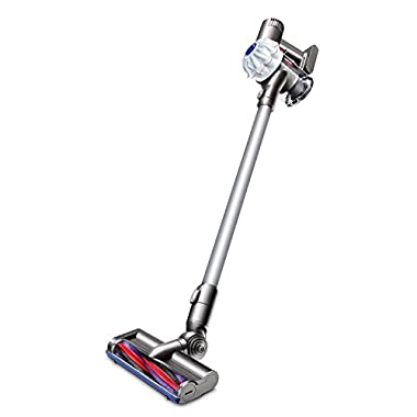 Dyson V6 Origin Cordless Stick Vacuum, White (Certified Refurbished)