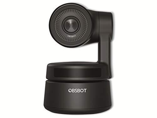 OBSBOT Tiny Webcam 1080p Full HD 150 Grad Blickwinkel